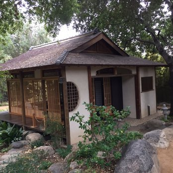 Photo Of Storrier Stearns Japanese Gardens   Pasadena, CA, United States.  Tea House