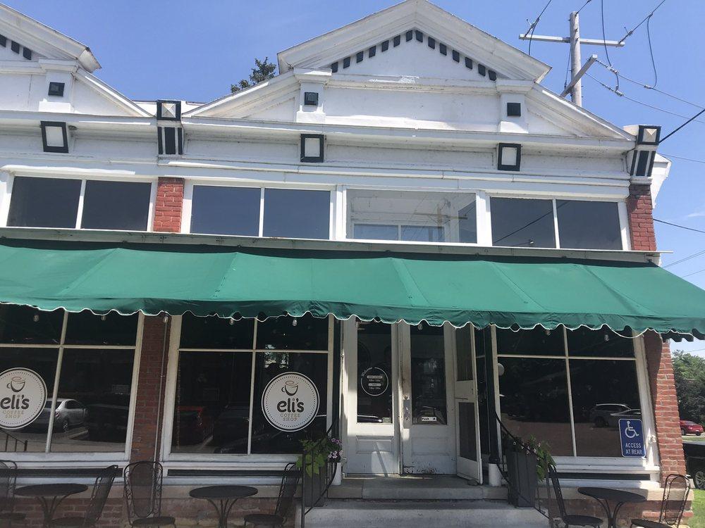 Eli's Coffee: 101 W Partridge St, Metamora, IL