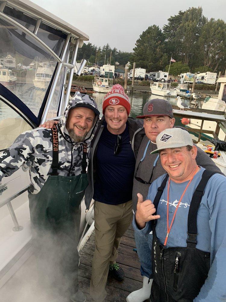 North Bay Charters: 1500 Bay Flat Rd, Bodega Bay, CA