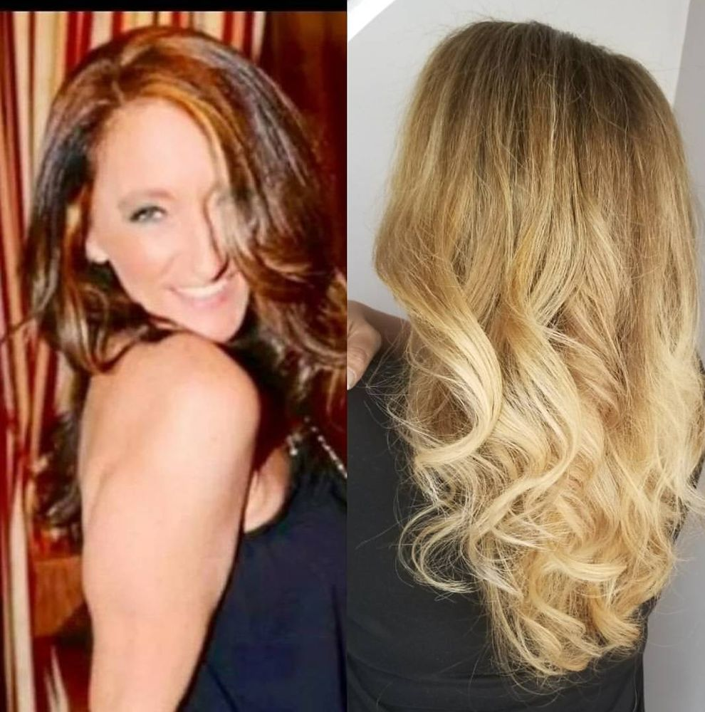 Color Correction Hair Extensions Bridal Services Full Service