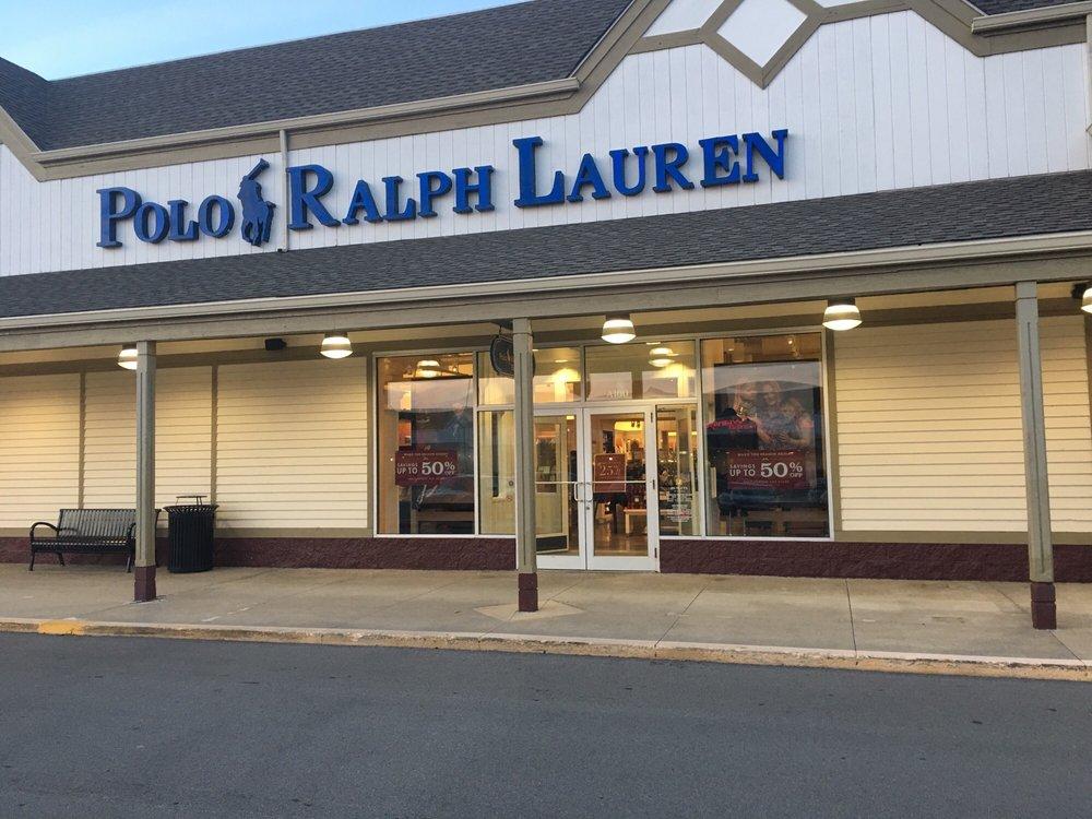 Polo Ralph Lauren Factory: 1011 E Southline Rd, Tuscola, IL