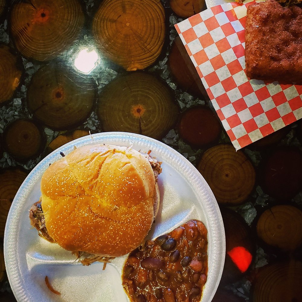 Pete's Gourmet BBQ: 6852 Forest Hill Blvd, Greenacres, FL