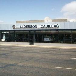 Alderson Cadillac Auto Repair 1210 19th St Lubbock