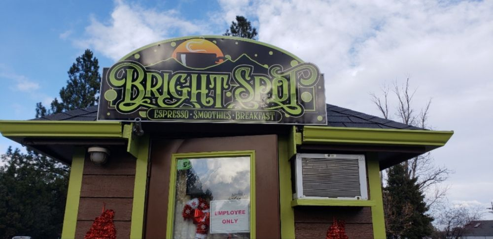 Bright Spot Coffee: 130 N Pine St, Sisters, OR