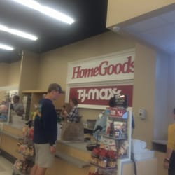 Tj Maxx Home Goods Department Stores 8111 Concord