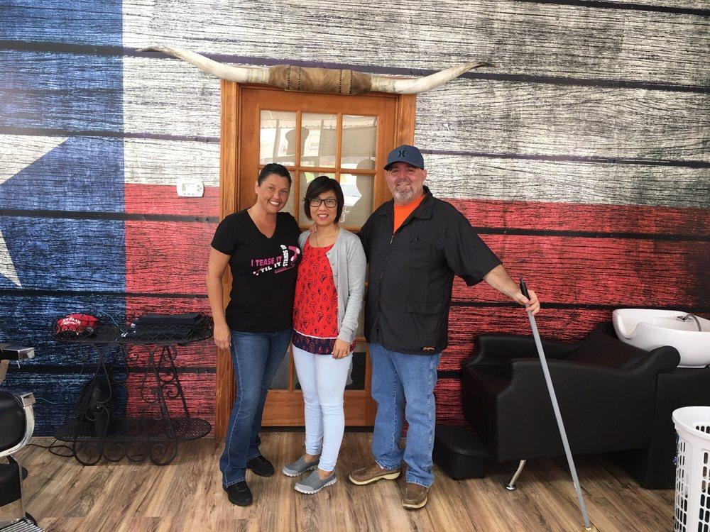Montgomery Barbershop: 18445 Hwy 105 W, Montgomery, TX