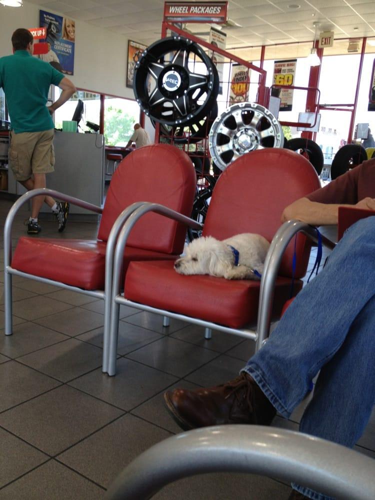 Discount Tire® Store - San Antonio: 11433 W Loop 1604 N, San Antonio, TX