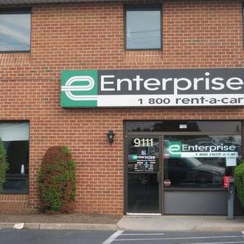 Enterprise Rent A Car Manassas