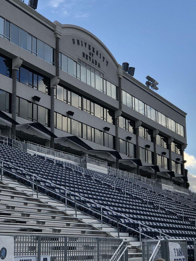 Mackay Stadium