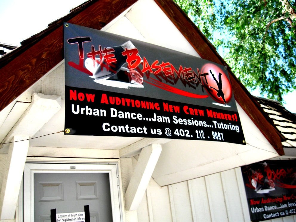 The Basement Dance Studio: 2705 N Main St, Elkhorn, NE