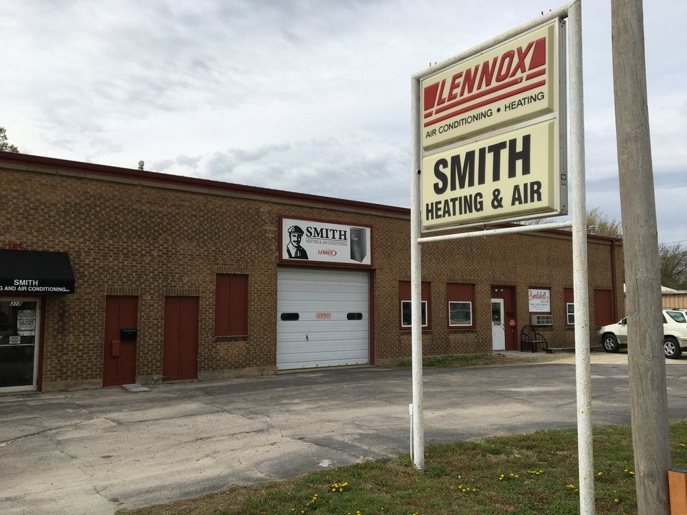 Smith Heating & Air Conditioning: 318 NE 14th St, Abilene, KS