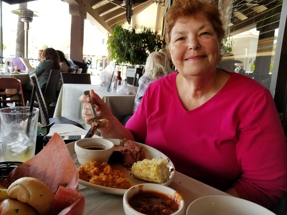 Photo of Wood Ranch BBQ & Grill - Anaheim Hills, CA, United States. - Happy Mothers Day Joyce!!! - Yelp