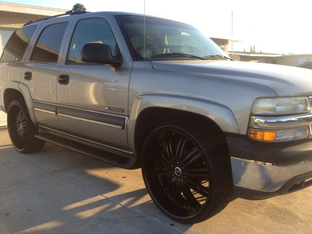 Jm Auto Sales >> 2004 chevy Tahoe oh 26'in 2 crave no.11 - Yelp