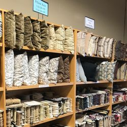 Photo Of Loomcraft Textile Fabric Outlet Burlington Nc United States More Decorative