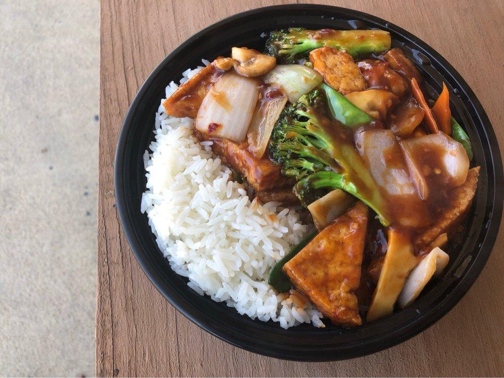 Food from Dynasty Restaurant