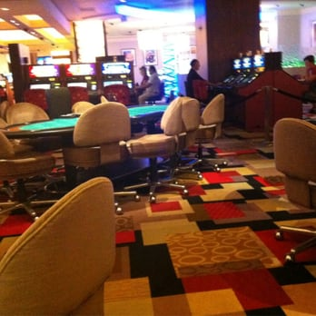 Planet Hollywood New Poker Room