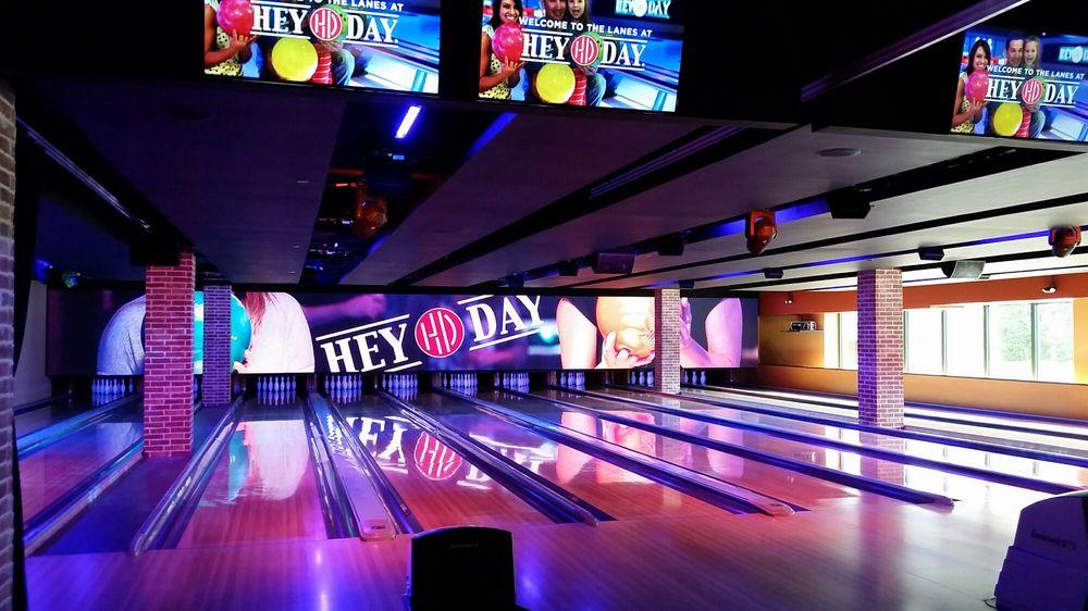 HeyDay Lower Bricktown Arcades 200 S Oklahoma Ave Bricktown Oklahoma Ci