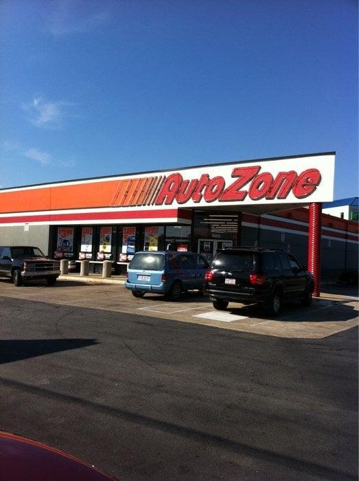 AutoZone: 900 S Memorial Dr, Greenville, NC