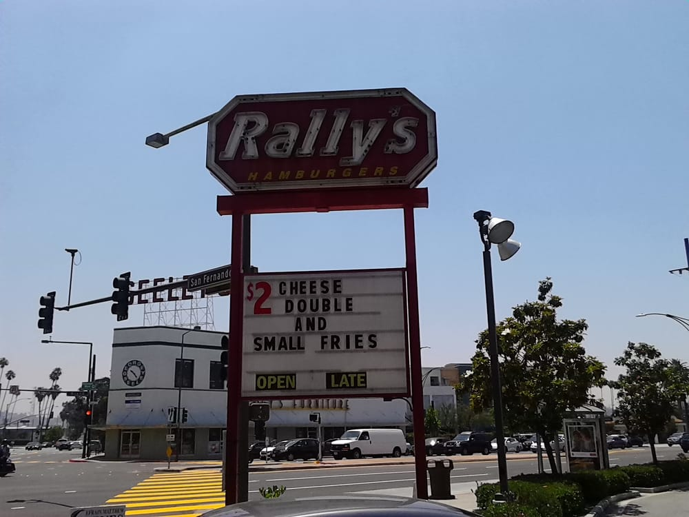 Rally s hamburgers 73 billeder 122 anmeldelser for The glendale