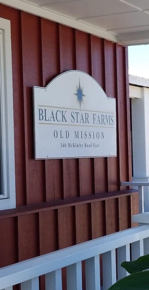 Black Star Farms Old Mission: 360 McKinley Rd E, Traverse City, MI