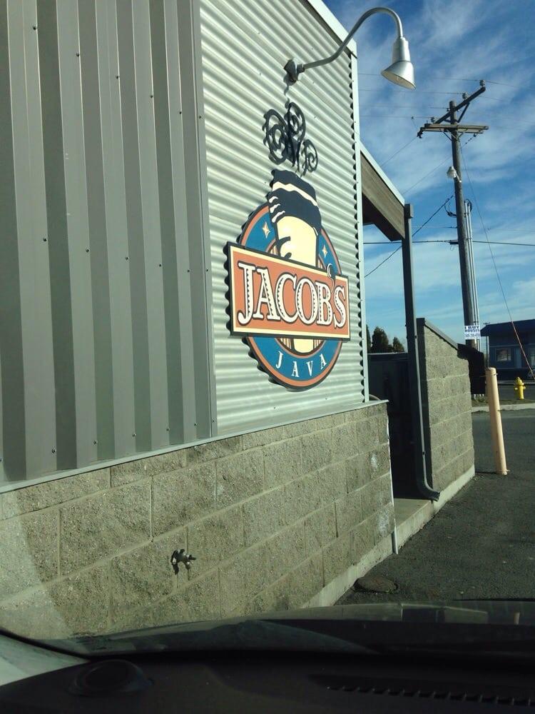 Jacob's Java: 12806 W Sunset Hwy, Airway Heights, WA