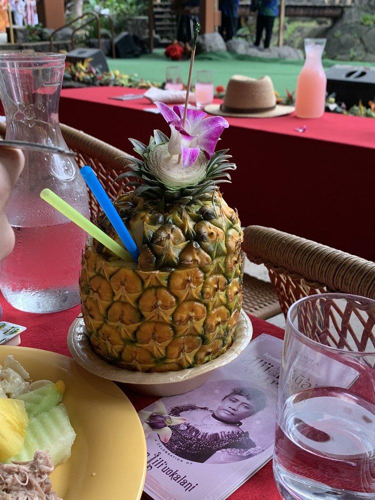 Food from Hale Aloha
