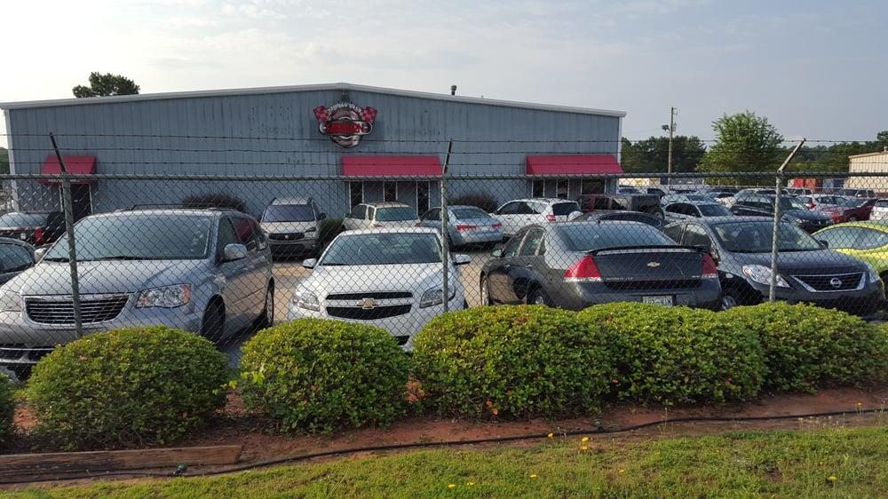 Fairburn Emission & Automotive: 418 SE Broad St, Fairburn, GA
