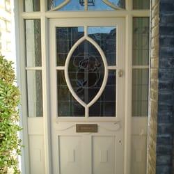 Photo Of Leeu0027s Painting U0026 Decorating   London, United Kingdom. Front Door  Refurbishment ...