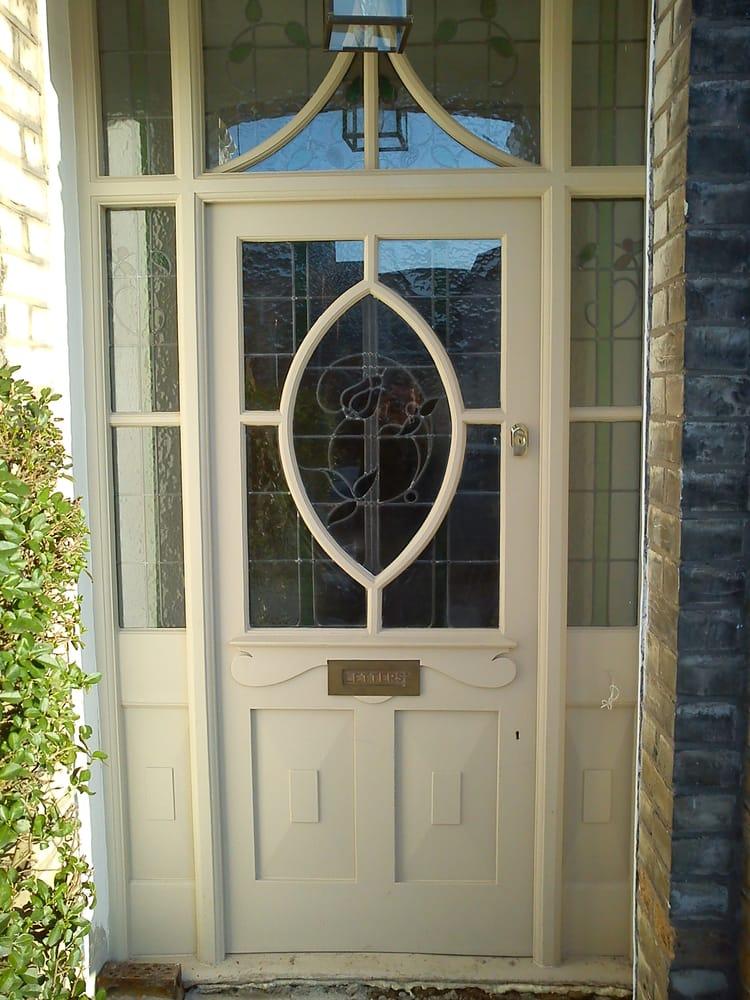 Beau Photo Of Leeu0027s Painting U0026 Decorating   London, United Kingdom. Front Door  Refurbishment