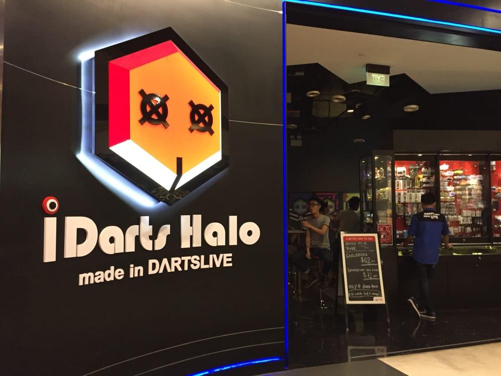 i Darts Halo