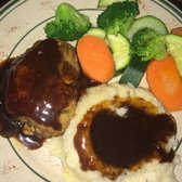 ... - Tulsa, OK, United States. Cajun style meatloaf and mashed potatoes
