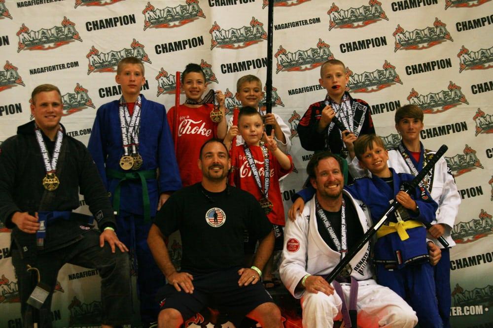 Blue Springs Jiu-Jitsu: 5225 SW US Hwy 40, Blue Springs, MO