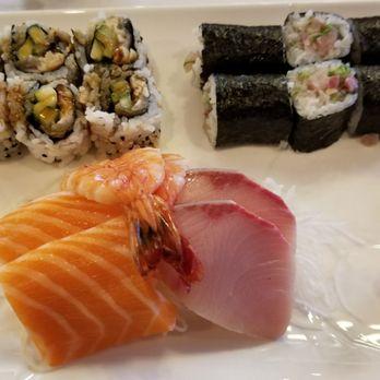 Sushi Cafe Hanah Menu