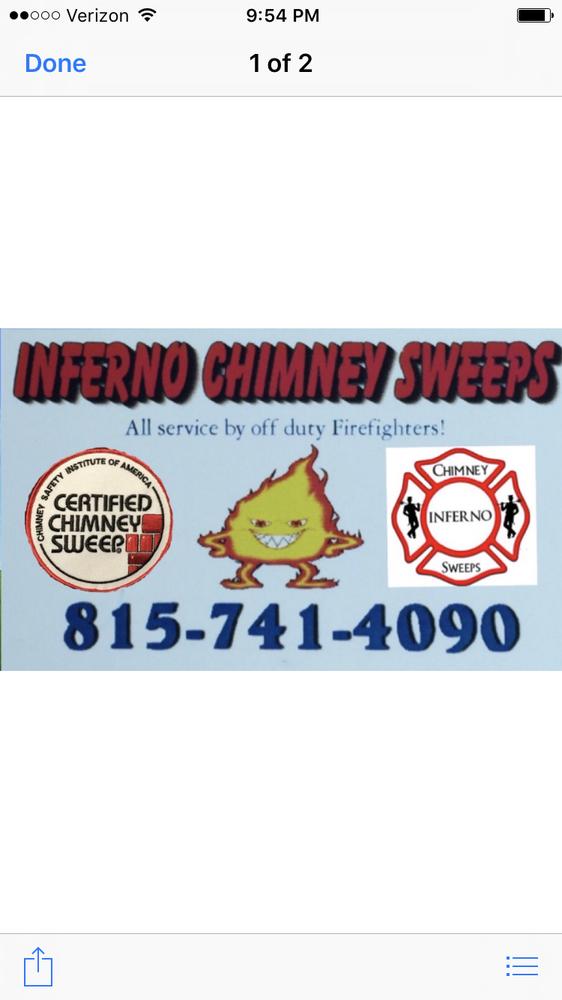 Inferno Chimney Sweeps: Shorewood, IL