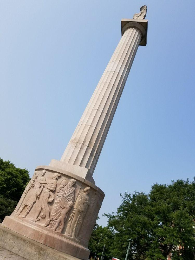 Illinois Centennial Memorial Column: 3200 W Logan Blvd, Chicago, IL