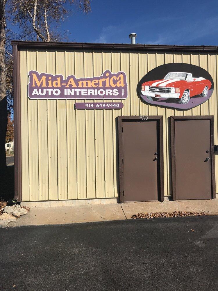 Mid America Auto Interior: 9115 Elmhurst Dr, Overland Park, KS
