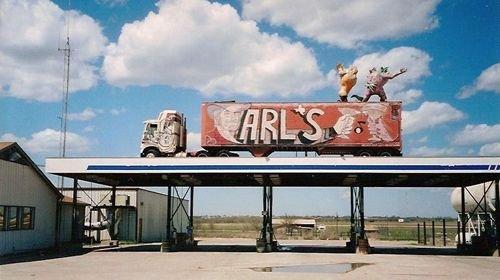 Carl's Corner Truck Stop: 502 Cornelius Rd N, Milford, TX