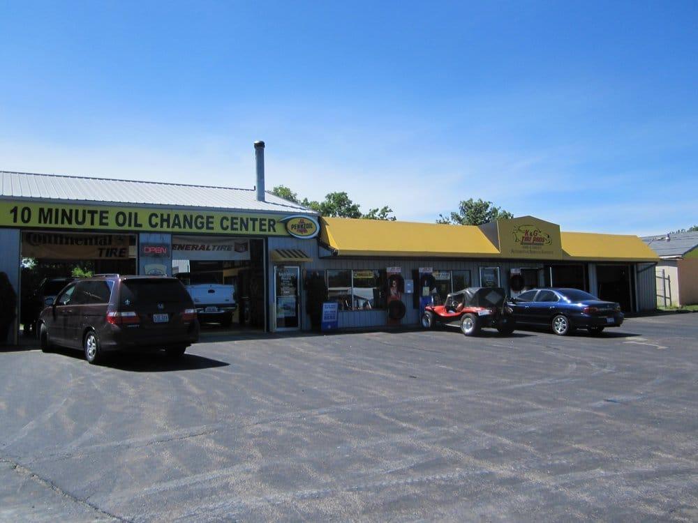 K & G Tire Pros: 4306 W Hwy 146, Buckner, KY