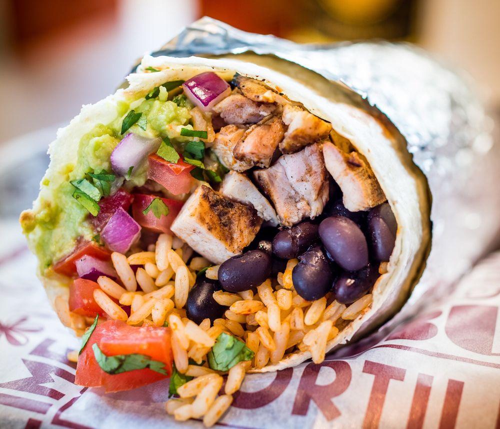 California Burritos: 2207 Falcon Ave, Bettendorf, IA