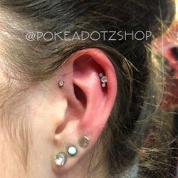 Piercing Cartilage Billes Titanium