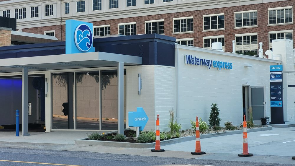 Waterway Express: 122 S Hanley Rd, St Louis, MO