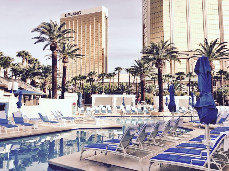 Photo Of Delano Beach Club Las Vegas Nv United States