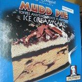 Jon Donaire Mud Pie Ice Cream Cake