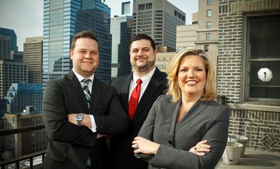 The Pearce Law Firm: 1429 Walnut St, Philadelphia, PA