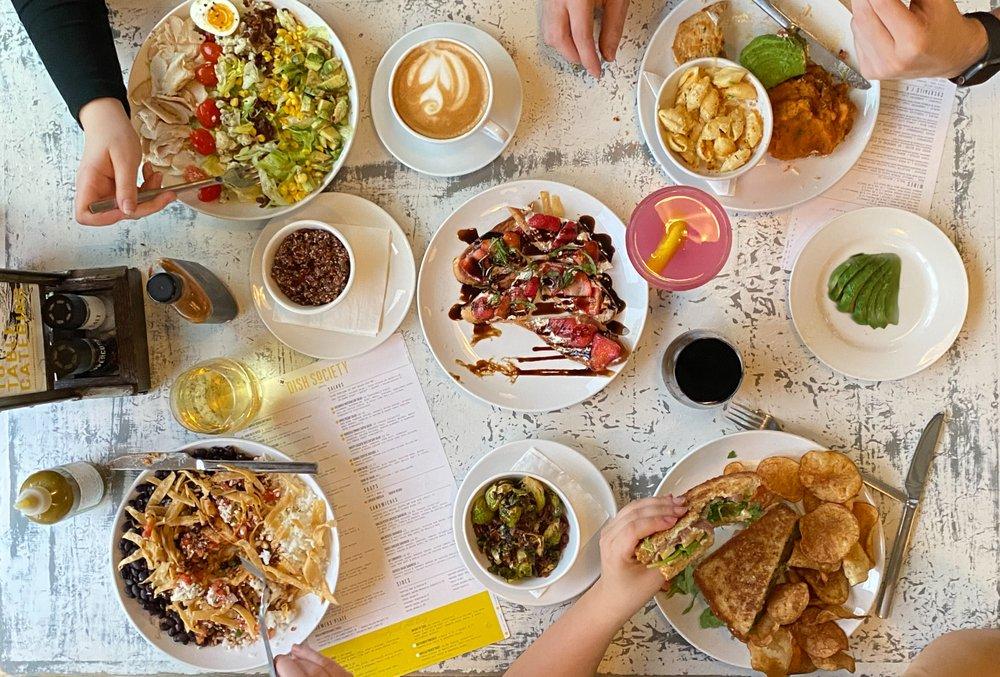 Dish Society: 4191 Bellaire Blvd, Houston, TX