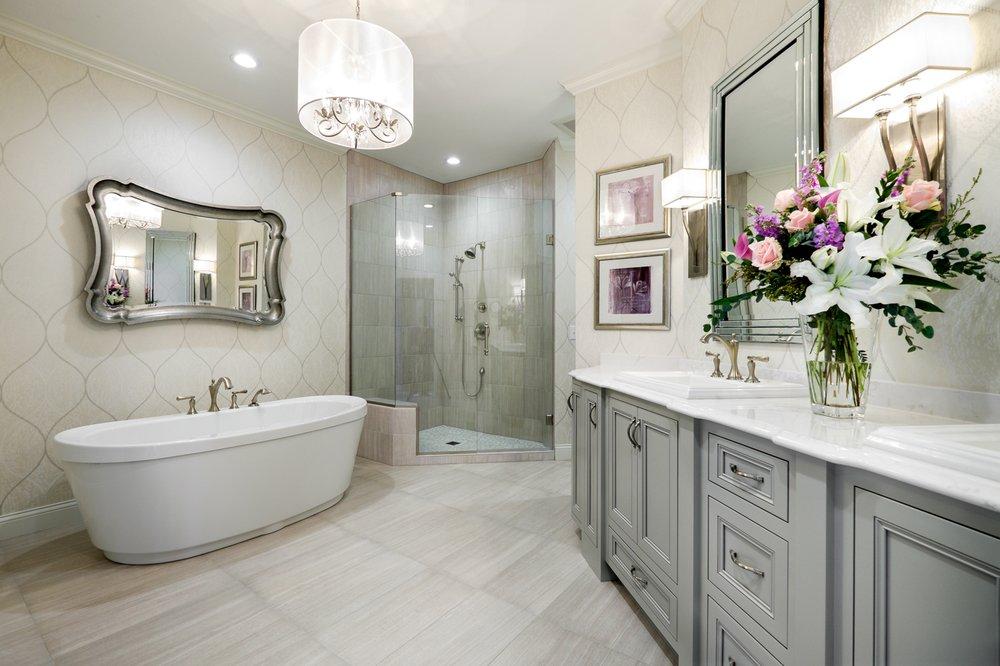 Minnetonka spa bathroom remodel yelp for Bathroom remodel yelp