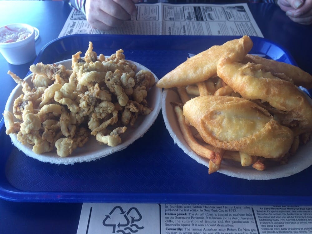 Seafood Restaurant Moncton Nb