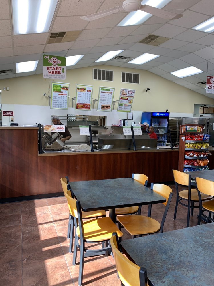 Goodcents Deli Fresh Subs: 1004 E 12th St, Emporia, KS