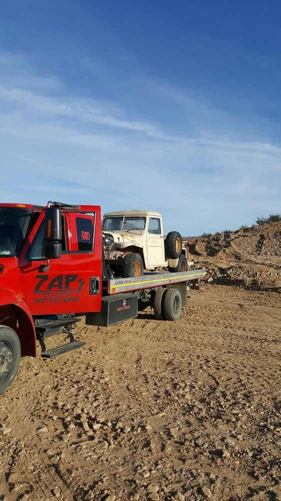 Towing business in Prescott, AZ