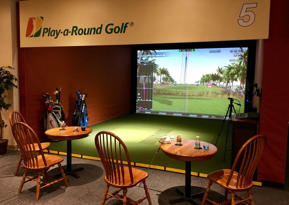 Play-a-Round Golf Ardmore: 56 Greenfield Ave, Ardmore, PA